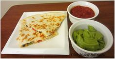 Quesadillas ~ Simple