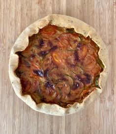 #delicious #vegan #quiche. Crispy and creamy stuff! Vegan Quiche, Vegan Friendly, Pork, Meat, Desserts, Kale Stir Fry, Tailgate Desserts, Dessert, Postres