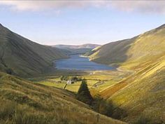 Rolling Hills of the Borders.wmv - YouTube  (Beautiful land of my Border Reiver ancestors!)