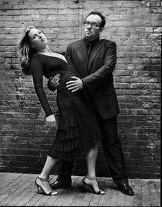 Dianna Krall + Elvis Costello