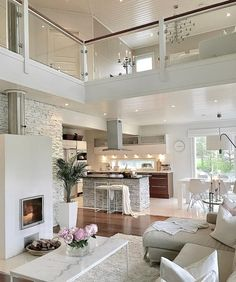 most amazing modern house design interior ideas 15 > Fieltro.Net most amazing modern house design interior ideas 15 > Fieltro. Dream Home Design, Modern House Design, Home Interior Design, Interior Ideas, Modern Living Room Designs, Modern House Interior Design, White House Interior, Beautiful Houses Interior, Luxury Homes Interior