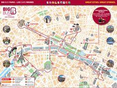 57 Best tourist map images