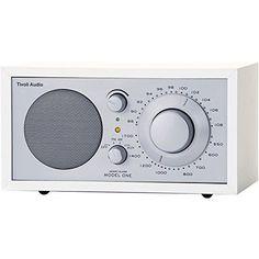 Tivoli Audio Model One M1CLA AM / FM Table Radio, Classic / Walnut: Amazon.ca: Electronics