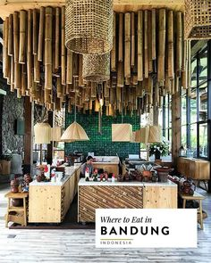 You can't miss these 7 things to do in Bandung Indonesia! Everything from authentic Indonesian food and restaurants, majestic sights and local culture.