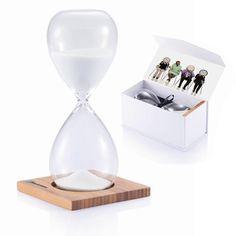 Presýpacie hodiny ako reklamný predmet