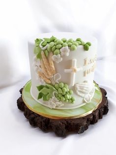 first Holy Communion - cake by Kaliss