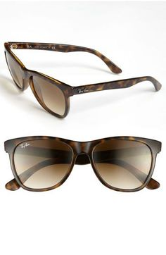 Ray-Ban 'High Street' 54mm Sunglasses available at #Nordstrom