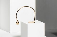 """Helio bangle"" by Inner Island. Homepage Design, Island Design, Bangles, Bracelets, Ireland, Jewelry Design, Contemporary, Simple, Jewellery"