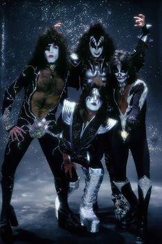 Kiss Spirit of 76 Band | Vintage Kiss Photo Gallery