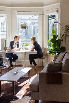 Alex & Zack's Inspired Cole Valley Edwardian — House Tour | Apartment Therapy