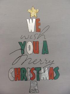 Kerstschilderij Bovenbouw
