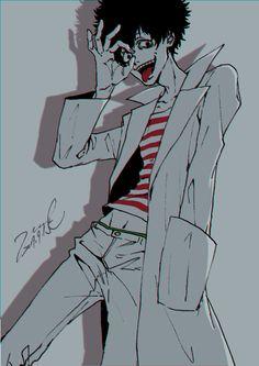 Twitter Otaku Anime, Manga Anime, Anime Art, Fanarts Anime, Anime Characters, Shinra Kusakabe, Cool Fire, Joker, Angel Of Death