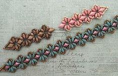 Linda's Crafty Inspirations: Beading News: GemDuo Beads