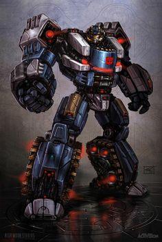 Autobot - Scattershot
