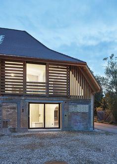 Gallery of Barn Conversion / Freiluft Architektur - 3