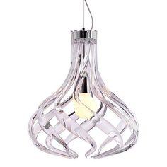 Zuo Pure Cyclone Pendant Lamp