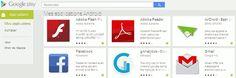 Nettoyer la rubrique Mes applications sur Google Play Store #Tuto #Android
