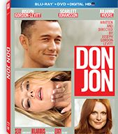 Don Jon - nothing really profound, but good to see movie.