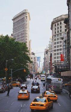 NYC by imogene