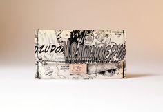 Tobacco pouch ONE PIECE Manga Comic upcycling unique piece von PauwPauw auf Etsy #pauwpauwproducts #pauwpauw