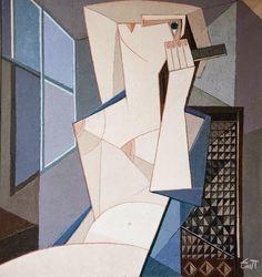 Emanuil Popgenchev | Cubist painter | Tutt'Art@ | Pittura * Scultura * Poesia * Musica |