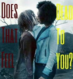 Bill Potts and Heather, The Doctor Falls. Made with #pixlr < not my edit