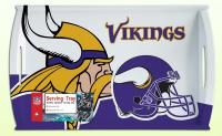 Minnesota Vikings Serving Tray