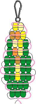 Corn Pony Bead Pattern