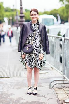 3 Totally Cool Dress Styles To Try This Weekend via @WhoWhatWear