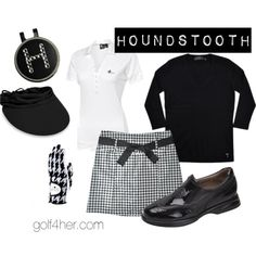 Houndstooth Golf