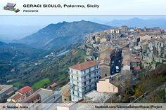 #GeraciSiculo. . . . , non è solo Geraci!!!! è . . . . da . . . .VIVERE!!! Panorama!!!   Il portale ufficiale del progetto 👉 www.hyeracijproject.it