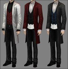 esperesa   [GoS Advent 2010] Pt. 1 (Male clothing)