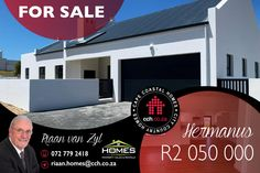 This cleverly designed; brand new home in Mooizicht Gardens is the perfect home for the younger family. The finishes are of high and modern quality. The very welcoming living area is light and airy, flowing into a modern kitchen with scullery and backdoor opening on a concreted patio. #CCH #westerncape #sandbaai #familyhome #3bedroom #hermanusproperties #amenities #propertiesforsale #homeforsale #propertyforsale #capecoastalhomes #estateagents #riaanvanzyl Young Family, Home And Family, 3 Bedroom House, Coastal Homes, Living Area, Property For Sale, New Homes, Gardens, Patio