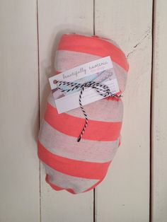 NEW fitted Jersey Knit crib sheet in by beautifullyesoteric, $30.00