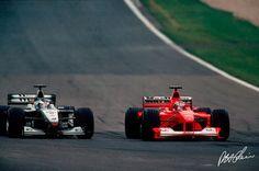Michael Schumacher vs. Mika Hakkinen