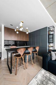 ideas kitchen interior inspiration woods for 2019 Best Kitchen Designs, Modern Kitchen Design, Modern Interior Design, Interior Design Kitchen, Coastal Interior, Modern Interiors, Modern Apartment Decor, Apartment Kitchen, Apartment Design