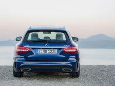 2014 Mercedes-Benz C-Class Estate revealed