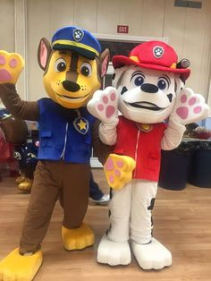 Find Paw Patrol Costumed Characters @ GigSalad.com!
