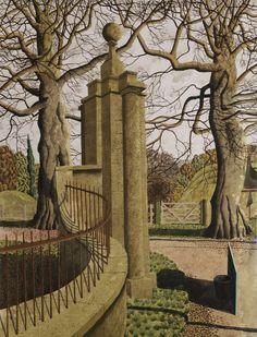 Simon Palmer   Sleningford Gate