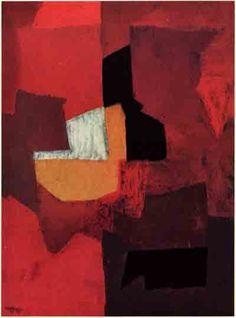 Poliakoff 1953, sans titre