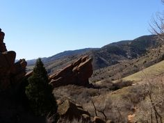 On a hike at Red Rocks! http://redrocksonline.com/the-park/recreation