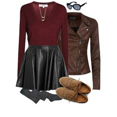 Untitled #80. Fall Outfit. Screamq.