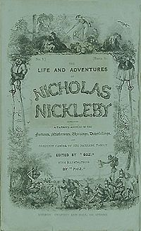 """Read """"The Life And Adventures Of Nicholas Nickleby"""" by Charles Dickens available from Rakuten Kobo. or, The Life and Adventures of Nicholas Nickleby is a novel by Charles Dickens. Aloysius Bertrand, I Love Books, Good Books, Emily Brontë, Nicholas Nickleby, Alphonse Daudet, English Literature, Book Nerd, Free Ebooks"""
