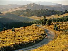 Bike the Continental Divide Trail