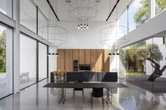 Image 13 of 54 from gallery of F House / Pitsou Kedem Architects. Photograph by Amit Geron
