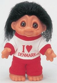 I Love Denmark no. 60356, The original Troll