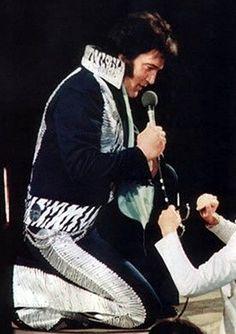 Elvis/Silver Bird Jumpsuit 1975