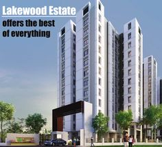 Offering you a lifetime of connectivity, Lakewood Estate by Mirania #RealEstateKolkata #RealEstate