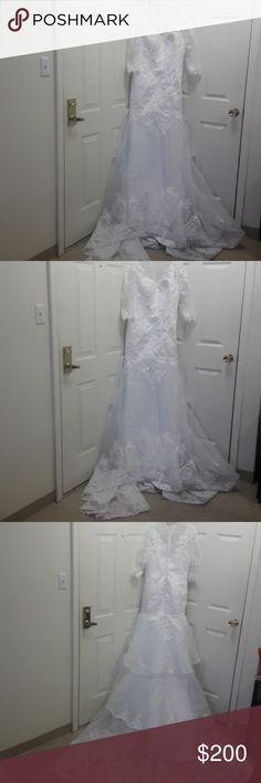 Plus  size wedding dress New Dresses Wedding