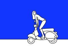My Own Joyride - Blue (B4)